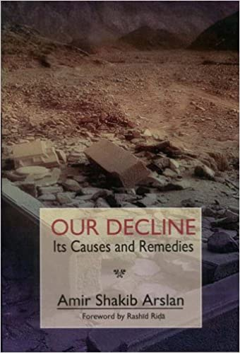 Our decline its causes and remedies